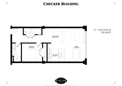 Checker Building Unit Type L1