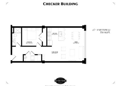 Checker Building Unit Type L2