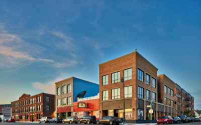 Highly Anticipated New Detroit Apartments Just Minutes from Downtown in Corktown